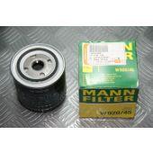 Filtro de Oleo do Motor Land Rover Discovery 3  4.0 Gas (Sem Cooler) - LR029240 - Marca Mann