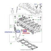 Kit 8 Retentores da Haste da Valvula Escape (Motor 2.0 Gas) - Land Rover Freelander 2 2.0 16V Gas 2007-2014 / Evoque 2.0 16V 2012 > / Range Rover 2.0 16V  2013 > / Range Rover Sport 2.0 16V 2014 / Discovery Sport 2.0 16V 2015 > - LR025006 - Marca Elring