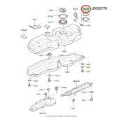 Kit de Vedação da Bomba de Combustivel - Land Rover Discovery 3 2005-2009 / Discovery 4 2010-2014 / Range Rover Sport 2005-2009 - LR006778 - Marca Eurospare