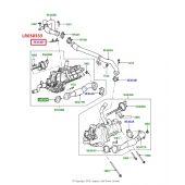 Kit do Coletor de Admissão - Land Rover Discovery 4 3.0 Diesel TDV6 2010-2014 - DA7014 - Marca Britpart
