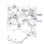 O Ring do Diferencial Traseiro - Land Rover Freelander 2 2007-2014 / Evoque 2012 > - LR030846 - Marca Britpart
