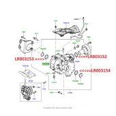 Retentor da Flange do Diferencial Dianteiro - Land Rover Freelander 2 2007-2014 / Evoque 2012-2015 - LR003152 - Marca Corteco