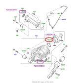Retentor do Pinhao do Diferencial Dianteiro - Land Rover Discovery 3 2004-2009 / Range Rover Sport 2005-2009 - LR019019 - Marca Corteco