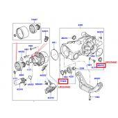 Retentor do Pinhao do Diferencial Traseiro - Land Rover Freelander 2 - LR023442 - Marca Corteco