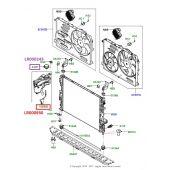Sensor de Nivel de Agua do Vaso de Expansão do Radiador - Land Rover Freelander 2 2007-2017 / Evoque 2012-2014 - LR000930 - Marca Allmakes