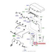 Arruela dos Bicos Injetores (Standard 1,5mm) - Land Rover Freelander 2 2.2 16V Diesel 2007-2010 - LR000684 - Marca Britpart OEM