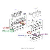Junta da Vela de Ignição - Lado Direito - Land Rover Range Rover 5.0 V8 2010-2012 / Discovery 4 3.0 V6 Gas 2010-2014 / Range Rover Sport 5.0 V8 Gas 2014 > - LR011220 - Marca Bearmach