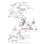 Clip do Cubo de Rodas Traseiro - Land Rover Discovery 3 2005-2009 / Discovery 4 2010-2016 / Range Rover Sport 2005-2013 - RLG000010 - Marca Bearmach