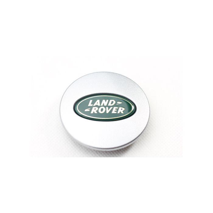 Tampa do Centro da Roda de Aluminio Land Rover Freelander 1 e 2 / Discovery 2 e 3 2004-2009 / Range Rover 1999-2005 - RRJ000010MNH LR001156 - Marca Land Rover