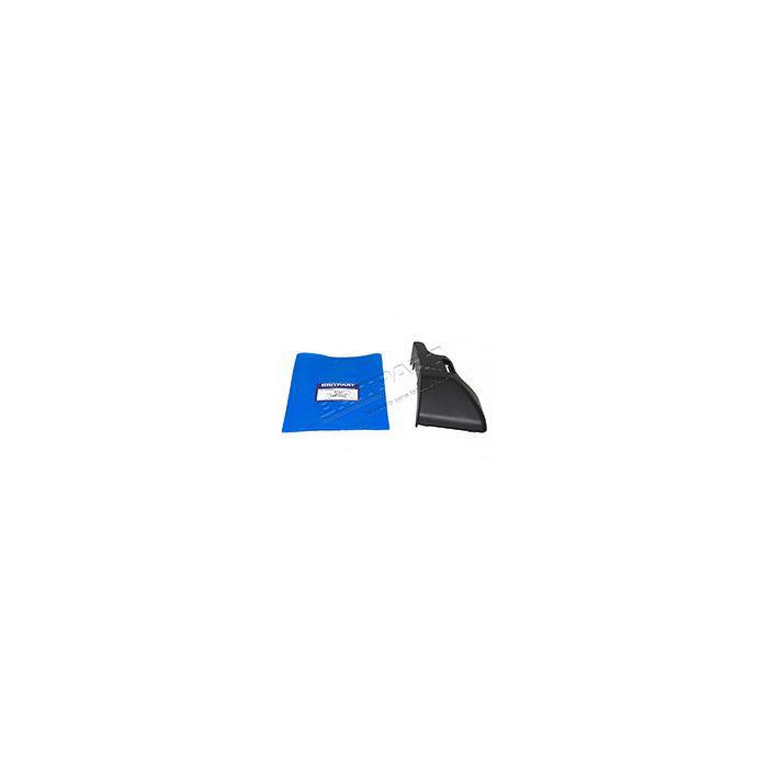 Tampa do Alargador/Fender do Paralama Dianteiro (Traseiro) - Lado Esquerdo - Land Rover Discovery 3 e 4 - LR010636 - Marca Britpart